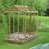 Evolution Five Cedar Greenhouse