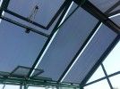 Internal Roof Shading Blinds