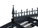 Cresting And Finials 26ft Anthracite