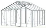 Regal Plain Aluminium Greenhouse