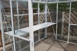 Riviera White Greenhouse