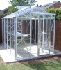 Regent Plain Aluminium Greenhouse