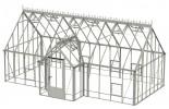 Rookley Pastel Sage Greenhouse