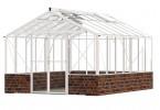 Rosette White Greenhouse