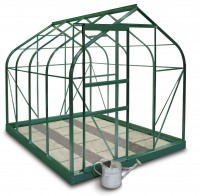 Halls Supreme 6x8 Green Package