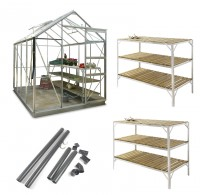 Simplicity Shugborough 6x8 Mill **Professional Package**