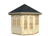 Pavilion Veronica(2)6.7m²  (2 sets of windows)