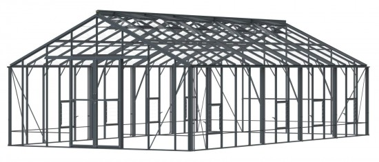 Renown Anthracite Greenhouse