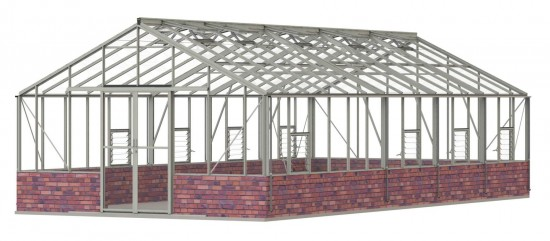 Renown Pastel Sage Greenhouse