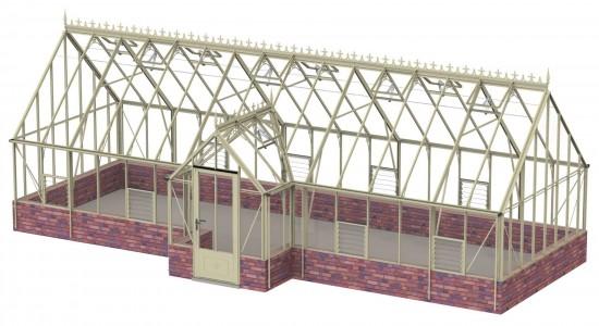 Ramsbury Ivory Greenhouse