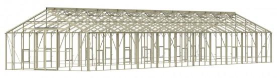 Renown Ivory Greenhouse