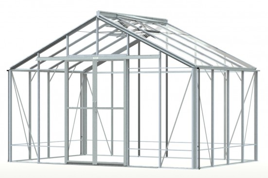 Regal White Greenhouse