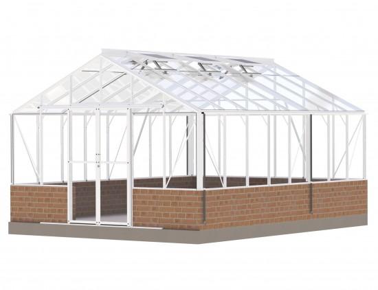 Regal White Greenhouse