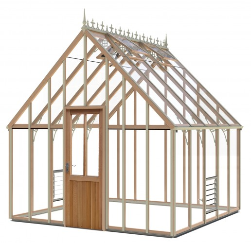 Lancing Evolution Greenhouse