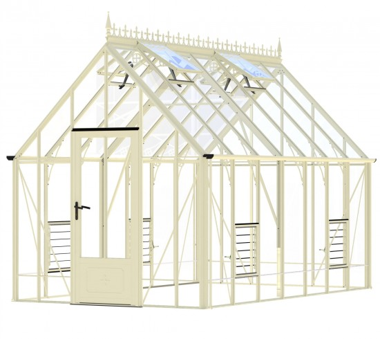 Victorian Ratcliffe Ivory Greenhouse
