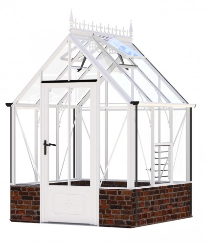 Rugby White Greenhouse