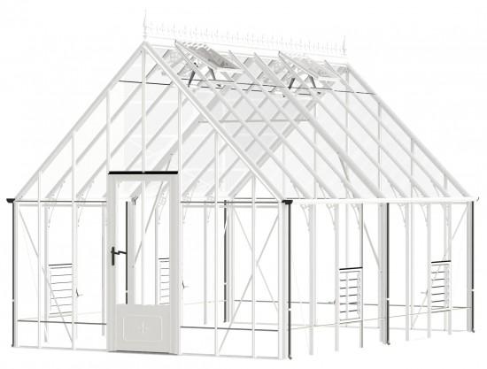 Reigate White Greenhouse