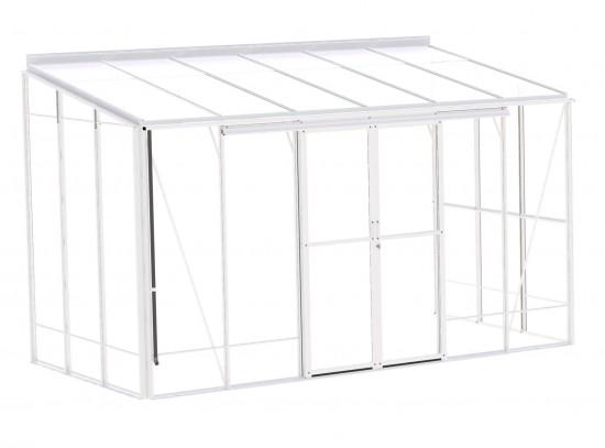 Radstock White Greenhouse