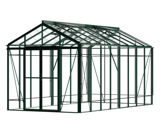 Royale Reach Green Greenhouse