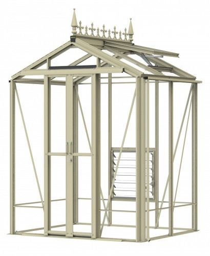 Regatta Ivory Greenhouse