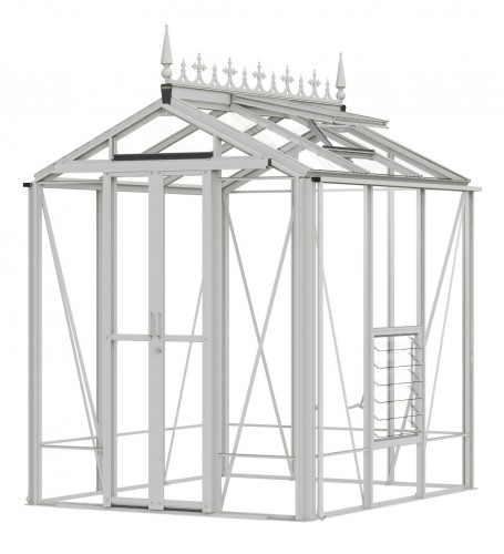 Regatta White Greenhouse
