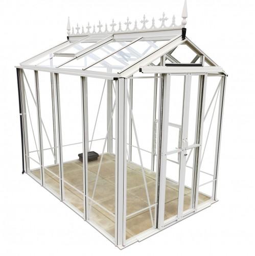 Regatta White Greenhouse