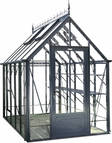 Repton Anthracite Greenhouse