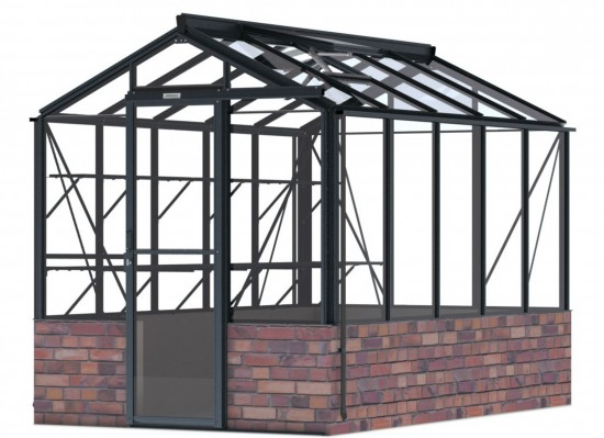 Regent Anthracite Greenhouse