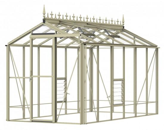 Regent Ivory Greenhouse
