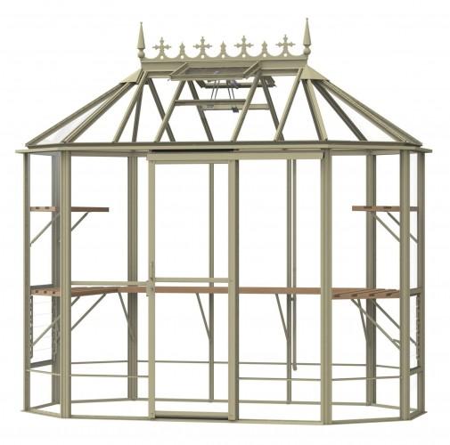 Renaissance Ivory Greenhouse