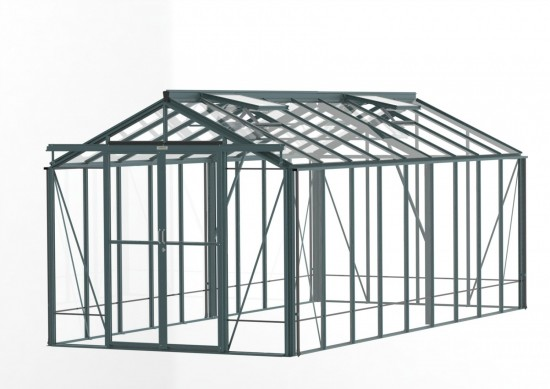 Royale Pastel Sage Greenhouse