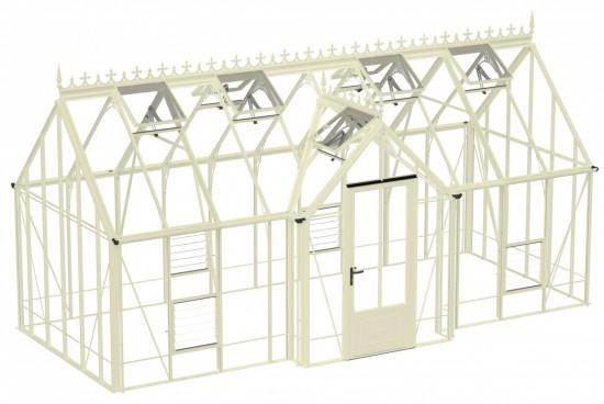 Radley Ivory Greenhouse