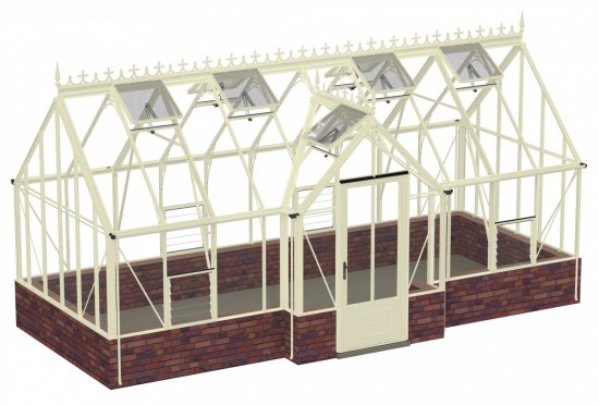 Rushby Ivory Greenhouse