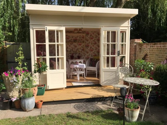Pentwick 10x6 Summerhouse
