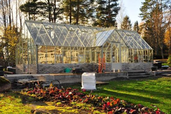 Roemoor Pastel Sage Greenhouse