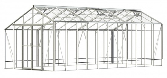 Redoubtable Ivory Greenhouse