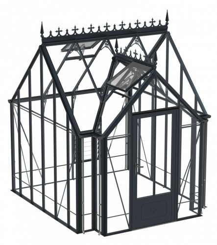 Radley Anthracite Greenhouse