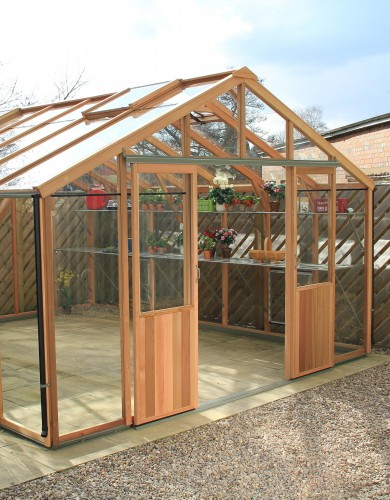 Evolution Twelve Cedar Greenhouse