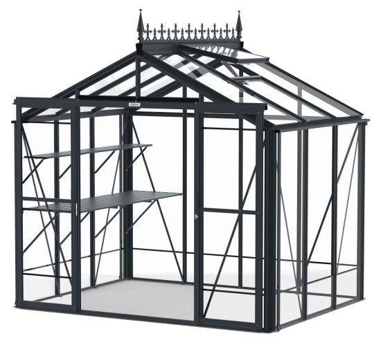 Royale Anthracite Greenhouse
