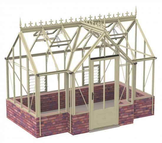 Ranby Ivory Greenhouse