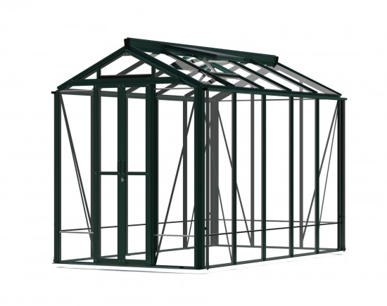 Regatta Green Greenhouse