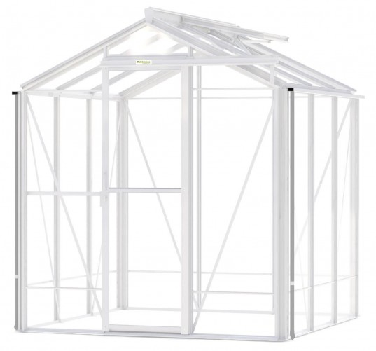 Regent White Greenhouse