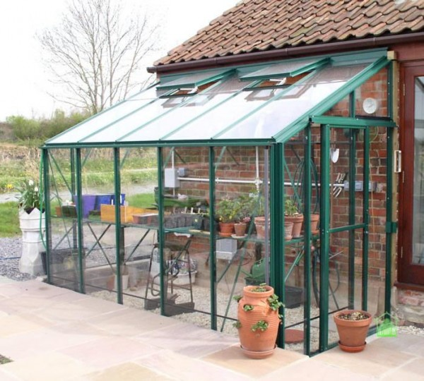 Robinsons 5ft wide lean-to