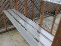 "3 slat (20"") wide Aluminium Staging (Moss)"