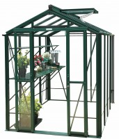 Robinsons Regatta greenhouse